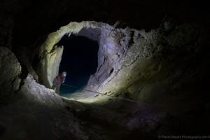 samuele in grotta